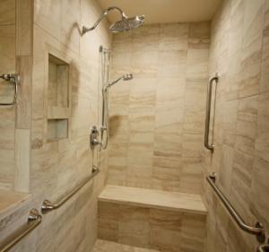 Clean Bathroom Walls